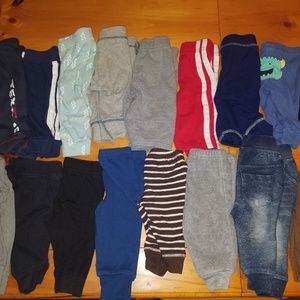 Other - Baby Boy Pant Bundle 0-3 month